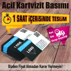 ACİL KARTVİZİT