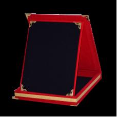 Plaket Kutusu 9x12 Albüm Kutu Kırmızı