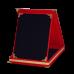 Plaket Kutusu 12x16 Albüm Kutu Kırmızı Dikey